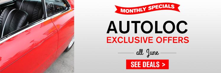 AutoLoc Exclusives