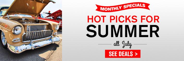Hot Picks For Summer